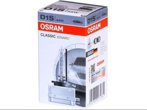 OSRAM D1S 66140CLC XENARC electronic CLASSIC Xenon Bulb